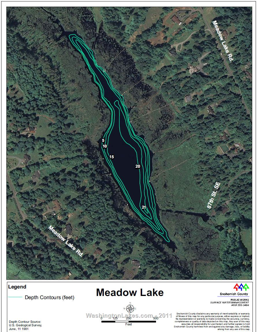 Meadow lake information northwest fishing reports for Snohomish river fishing report