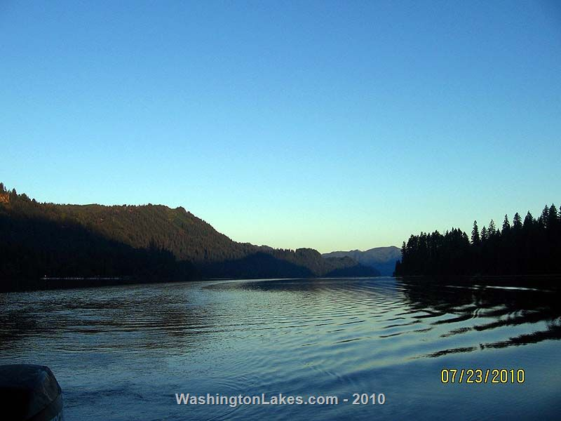 Merwin lake information northwest fishing reports for Lake merwin fishing