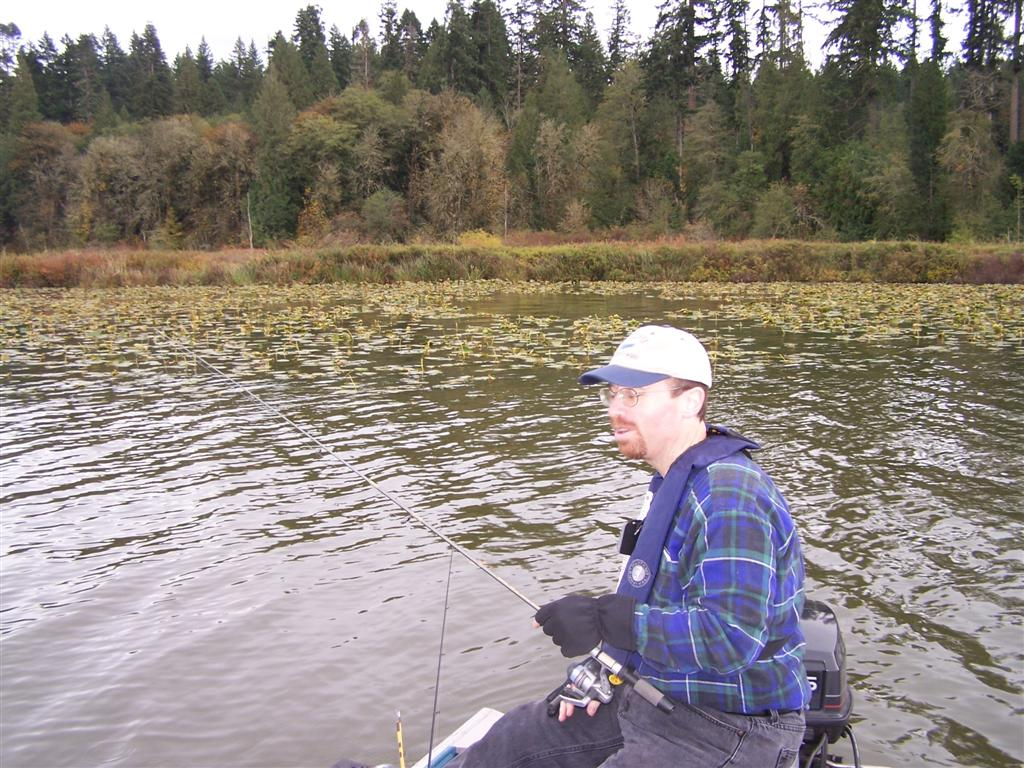 Silver lake information northwest fishing reports for Kerr lake fishing hot spots