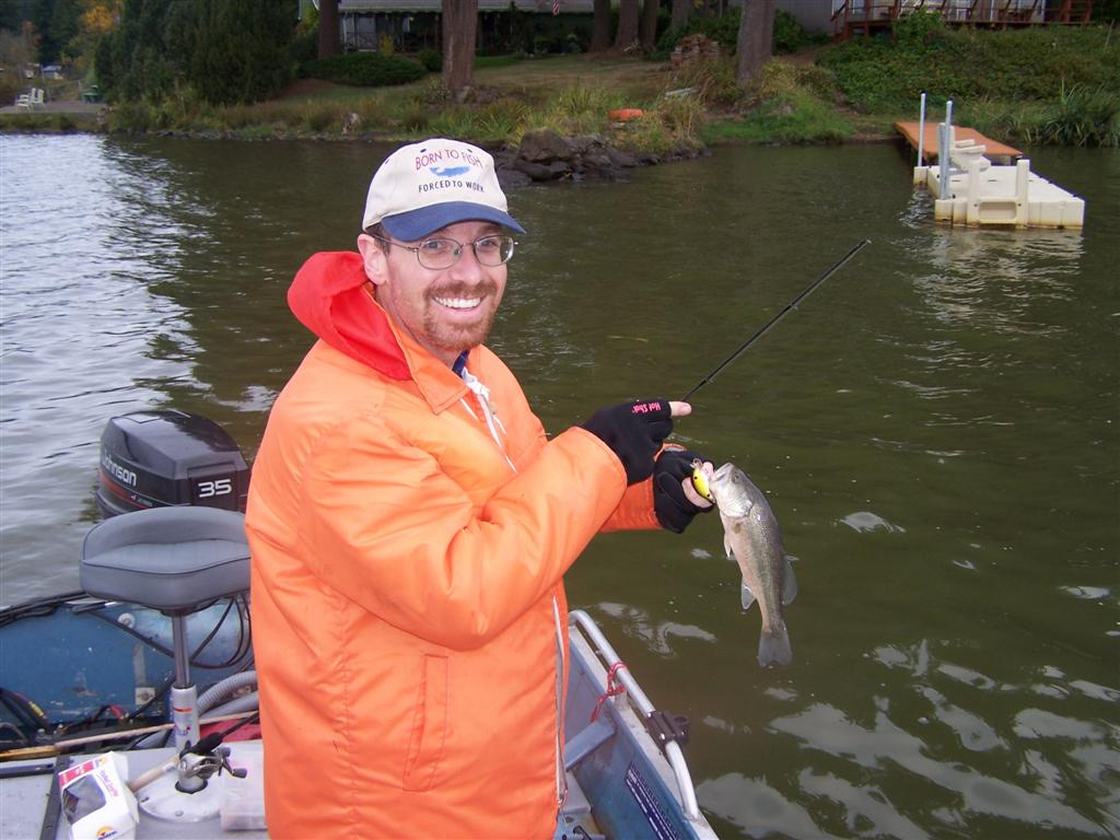Silver lake information northwest fishing reports for Wdfw fishing emergency rules