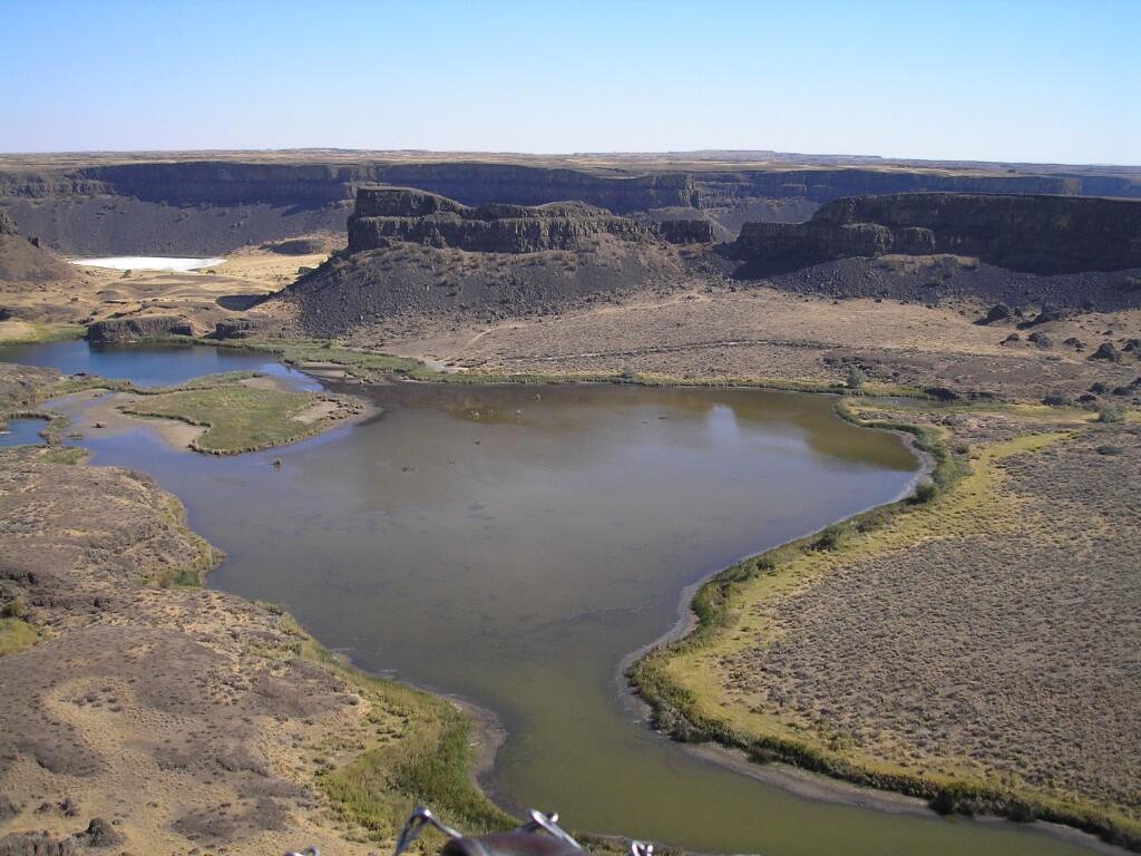 Dry falls lake information northwest fishing reports for Falls lake fishing
