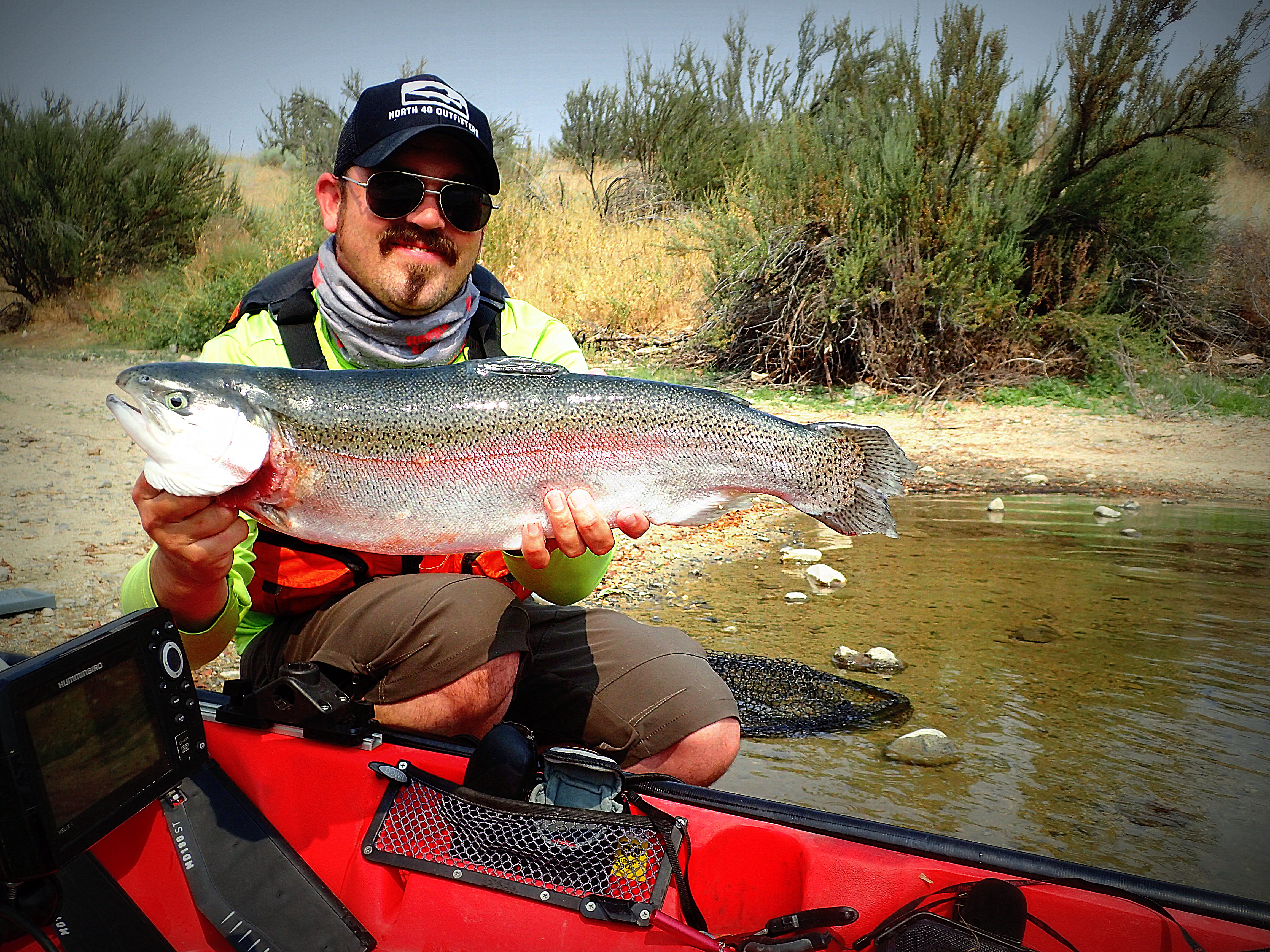 Washington's Nation of Trophy Trout - NWFR