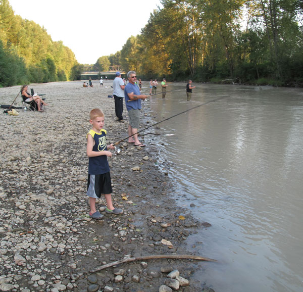 Puyallup River Pinks - NWFR