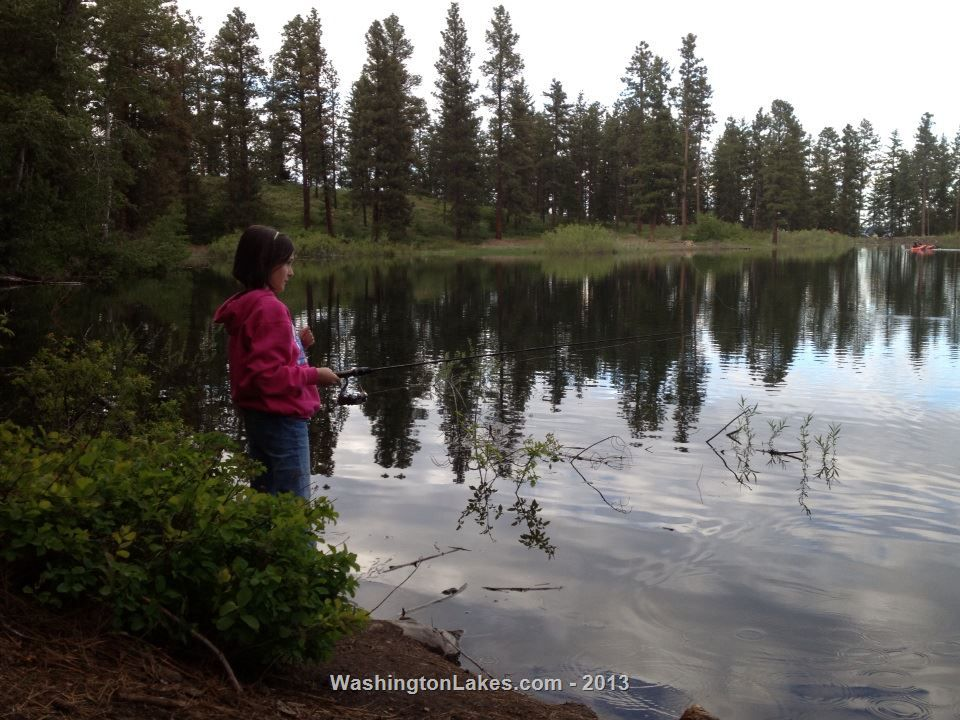 Clear lake photo gallery northwest fishing reports for Clear lake fishing