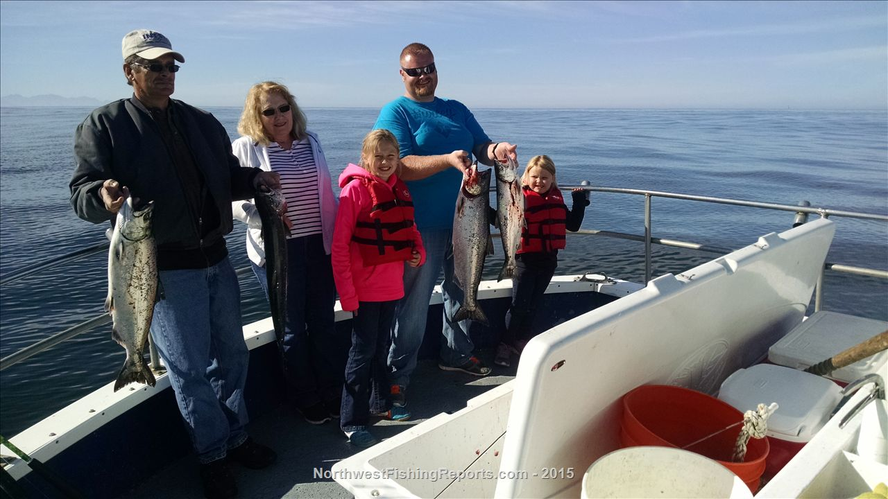 Area 1 ilwaco fishing report northwest fishing reports for Ilwaco wa fishing charters