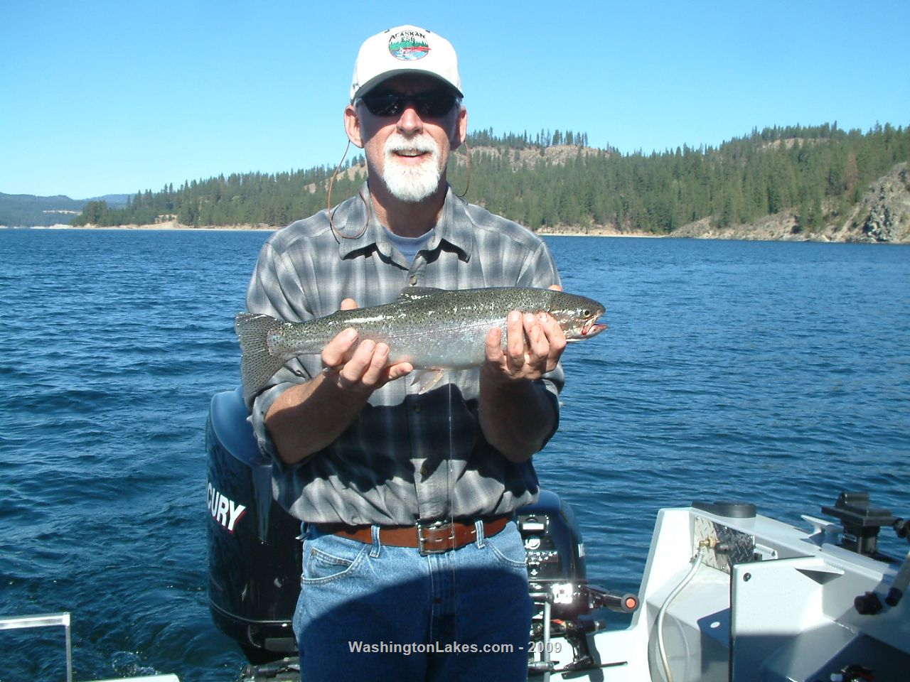 19 spokane confluence to lake roosevelt north end for Wdfw fishing emergency rules