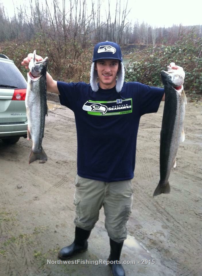 Snoqualmie river fishing report northwest fishing reports for Snoqualmie river fishing