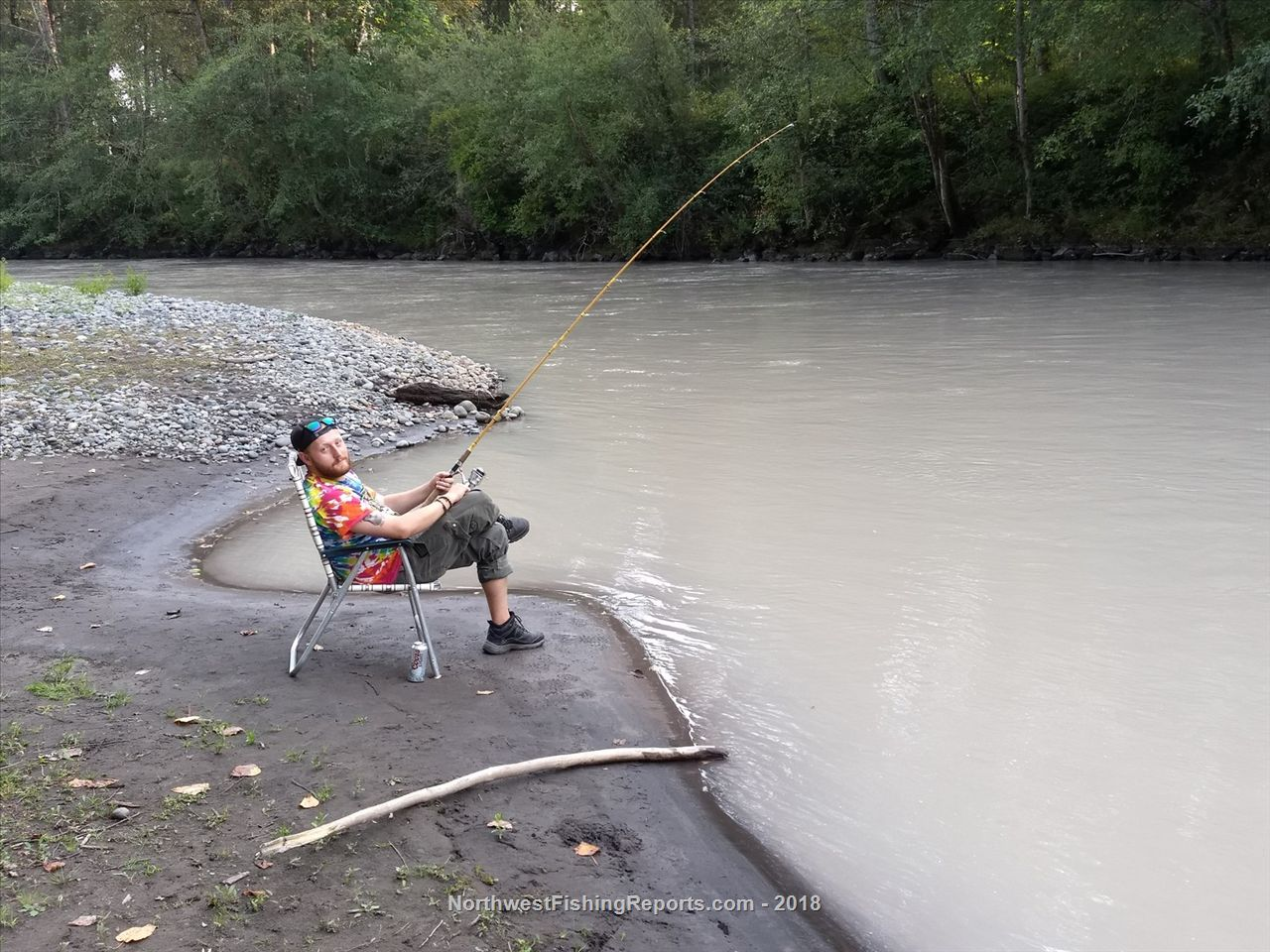 Puyallup River Report, Pierce County, WA - NWFR