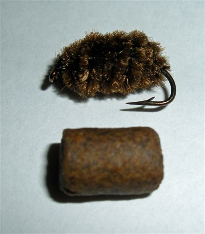 Rufus woods trout pellet flies for sale northwest for Fly fishing flies for sale