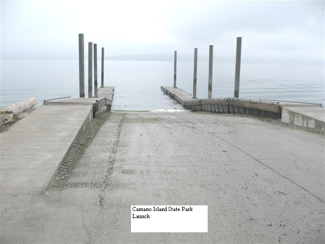 Camano Island Boat Launches And Fees Northwest Fishing Reports
